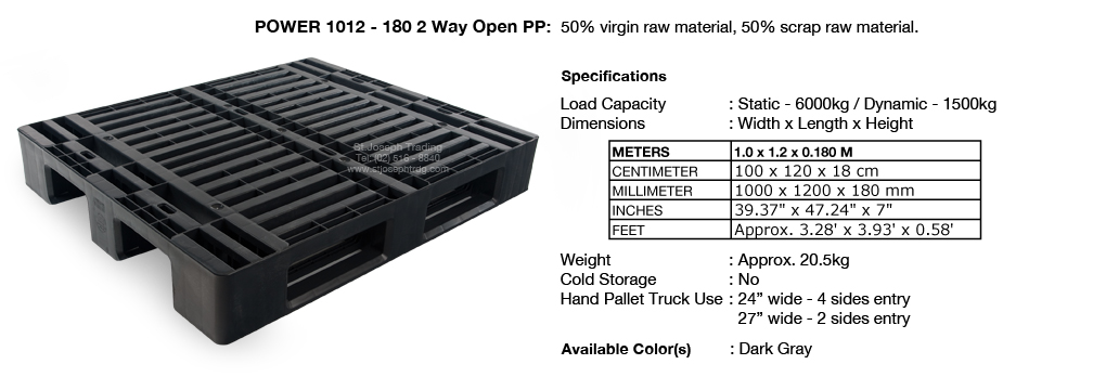 5 Power 1012 180 2way with insert
