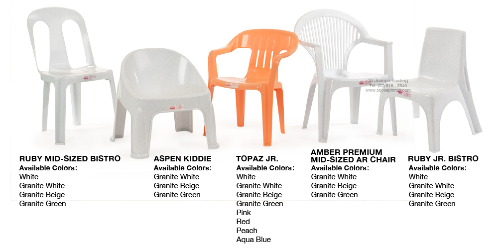 Cofta Kiddie Chairs