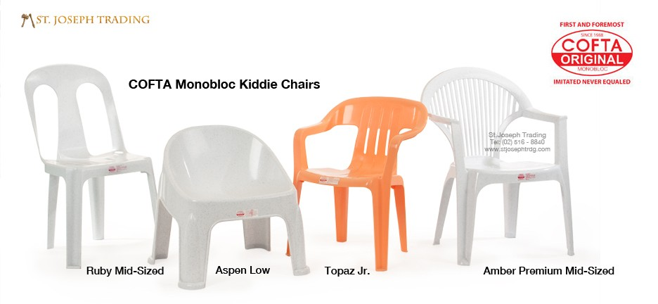 COFTA Monobloc Kiddie Chairs, cofta chairs, kiddie chairs