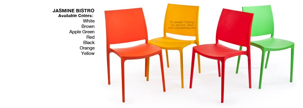 Jasmine Bistro Chair