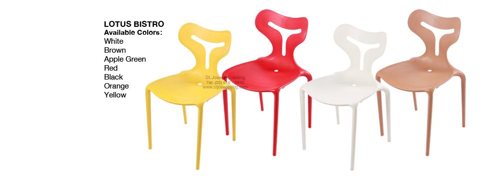 Lotus COFTA Bistro Chair