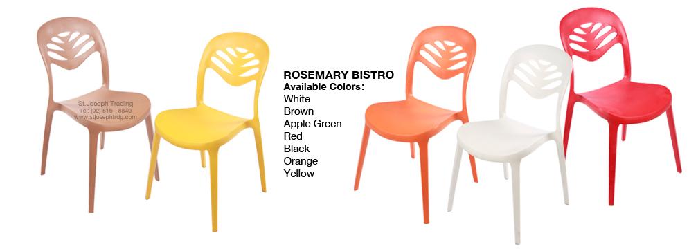 Rosemary Bistro Cofta Chair