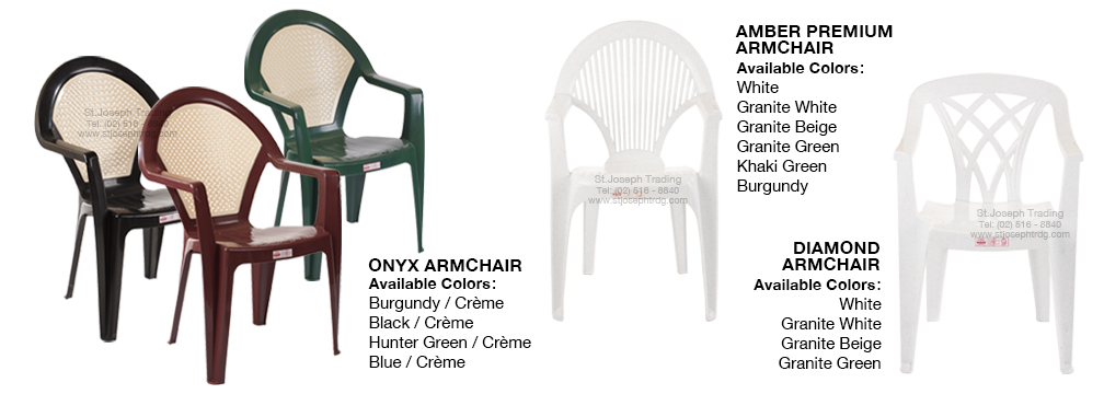 Onyx Amber Diamond Armchair