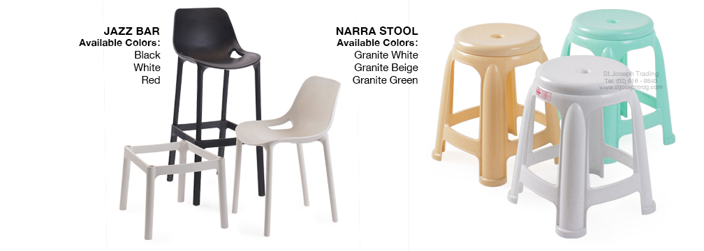 Jazz Bar and Narra Stool